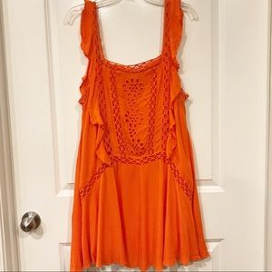Free People/FP One Coral Priscilla Dress